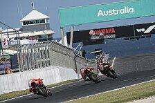 WSBK Phillip Island: Topspeed-Nachteil behindert Kawasaki stark