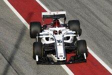 Formel 1: Alle F1-Boliden 2018 im Schnelldurchlauf