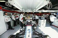 Formel 1 2018, Sauber-Boss: Deshalb musste Pascal Wehrlein weg
