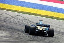 Formel 1 - Renault nimmt die Straßen der ewigen Stadt
