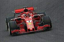 Formel 1 2018: Ferrari? Mercedes? Wer hat das schönste F1-Auto?