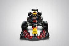 Formel 1 2018: Neuer Red Bull Bolide im Fotostudio