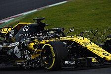 Formel-1-Test Barcelona: Hülkenberg sieht Riesen-Unterschied