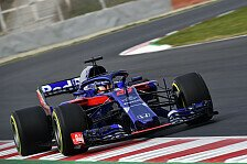 Formel 1 2018, Toro Rosso verblüfft: Enormer Honda-Fortschritt