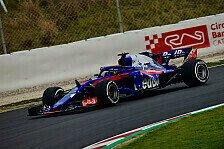 Formel 1, Toro-Rosso-Pilot Hartley: Traumstart für Honda-Ehe