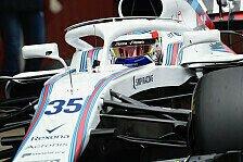 Formel-1-Rookie Sirotkin: Arbeite härter als alle F1-Piloten