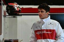 Supertalent Leclerc erklärt: Deshalb ist Ericsson noch stärker