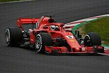 Formel 1 2018: Testfahrten in Barcelona - Dienstag