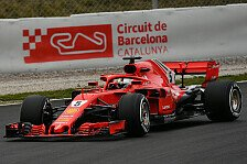 Formel-1-Testfahrten 2018 Live: Ticker Tag 2 aus Barcelona I