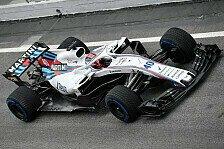 Formel 1 Barcelona-Test, Kubica: Zu ehrlich mit Einschränkungen