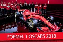 Formel 1 - Video: Die Formel 1-Oscars 2018