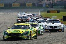 ADAC GT Masters - HTP Motorsport mit zwei 'Mambas' am Start