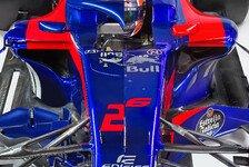 Toro Rosso STR13 im Technik-Check: Einziger Honda-Renner