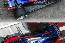 Formel 1 Bilderserie: Toro Rosso STR13 im Technik-Check