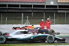 Formel-1-Test 2018 Analyse: Erste Rangliste, erste Erkenntnisse
