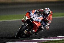 Andrea Dovizioso jubelt: Perfekte MotoGP-Wintertests mit Ducati