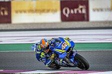 MotoGP: Alex Rins will bei Suzuki verlängern