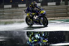 MotoGP-Regentest in Katar: Fahrbar, aber Bedenken bleiben