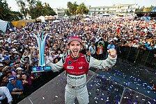 Formel E 2018 Mexiko: Daniel Abt feiert ersten deutschen Sieg!