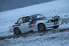 ADAC Rallye Masters-Piloten meistern Eis und Schnee
