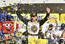 NASCAR Las Vegas: Überlegener 2. Saisonsieg von Kevin Harvick