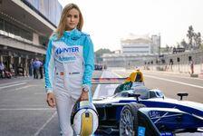 Formel E Frauen-Test in Saudi-Arabien, HWA sucht Flörsch-Ersatz