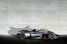 Formel E: Nissan präsentiert Auto-Design für 2018/19 in Genf