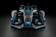 Formel E 2018: Mercedes-Partner HWA steigt als Kundenteam ein