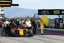 McLaren und Red Bull lahmgelegt: Renault nimmt Schuld auf sich