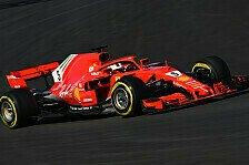 Formel-1-Testfahrten 2018 Live: Ticker Tag 1 aus Barcelona II