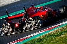 Formel 1 2018: 2. Testfahrten in Barcelona - Technik