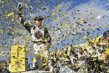NASCAR: Fotos Rennen 3 - Las Vegas Motor Speedway