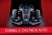 Formel E: BMW, Nissan und Co. testen neues Generation-2-Auto