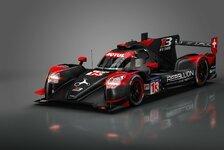 Rebellion Racing enthüllt LMP1-Oreca für WEC und 24h Le Mans