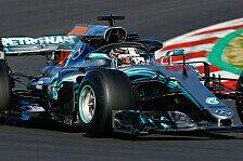 Formel 1 2018: 2. Testfahrten in Barcelona - Mittwoch