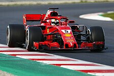 Formel 1: Sebastian Vettels Ferrari-Namen - von Julie bis Lina
