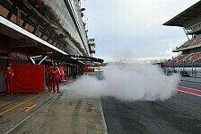 Formel 1 2018: 2. Testfahrten in Barcelona - Donnerstag