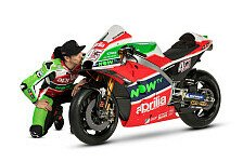 MotoGP: Das ist Aprilias neue RS-GP für die Saison 2018