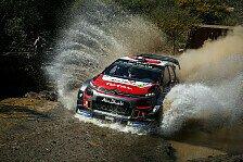 WRC Rallye Mexiko 2018: Loeb sorgt für Sensation, Sordo führt