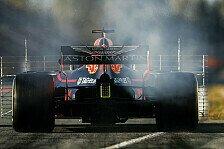 Formel 1 2018: 2. Testfahrten in Barcelona - Freitag