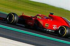 F1-Test Tag 8: Räikkönen führt, Motorschaden bei McLaren