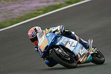 Philipp Öttl nach Reihe eins in Jerez: Attacke im Moto3-Rennen