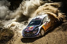 WRC Rallye Mexiko 2018: Loeb Fünfter bei Ogier-Sieg