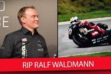 MotoGP Sachsenring: Kurve 11 wird nach Ralf Waldmann benannt