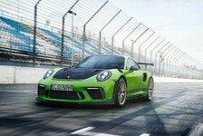 Porsche 911 GT3 RS - Noch näher am Rennsport