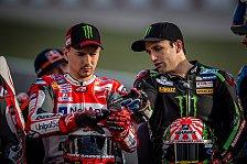 Jorge Lorenzo: Klar, dass ich Johann Zarcos MotoGP-Vorbild bin