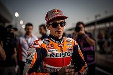 Marc Marquez nach Argentinien: Hege keinen Groll gegen Rossi