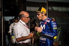 Valentino Rossi: Kein Interesse an Aussprache mit Marc Marquez