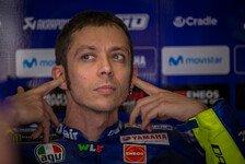 MotoGP - Valentino Rossi: WM-Platz drei halten sehr schwierig