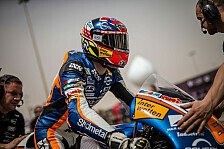 Moto3 Katar 2018: Philipp Öttl früh abgeräumt